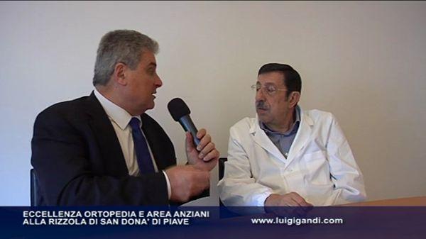 Casa di Cura Rizzola – Ortopedia e area Anziani