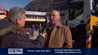 La Fratelli De Pra Gruppo SPA n° 1 del settore in Provincia di Belluno