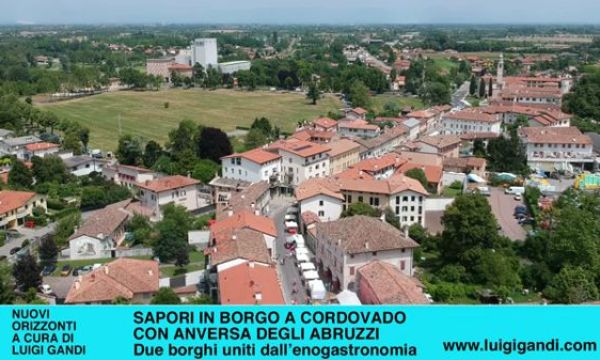 Cordovado – Anversa degli Abruzzi