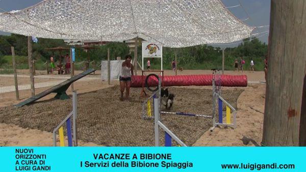 Vacanze a Bibione 2019 – puntata 9 – La spiaggia dei cani più grande d'Italia