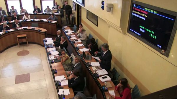 Consiglio Regionale straordinario del Veneto  sulla Pedemontana