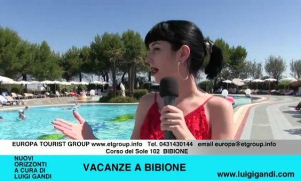 Vacanze a Bibione – puntata 12 – Holiday Aparthotel con Charlotte