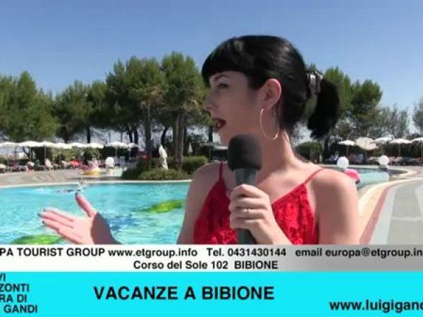 Vacanze a Bibione 2019 – puntata 12 – Holiday Aparthotel con Charlotte