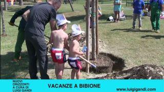Vacanze a Bibione – puntata 18 – Piantumazione con Geronimo Stilton
