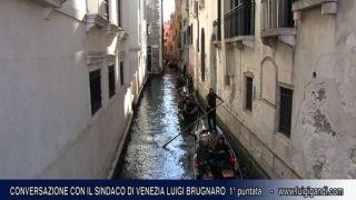 Conversazione con il Sindaco di Venezia – Luigi Brugnaro