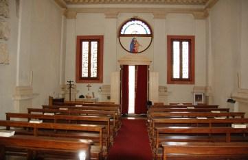arch.n.77 Panoramica della Chiesa del Cristo a Castelfranco Veneto (TV)