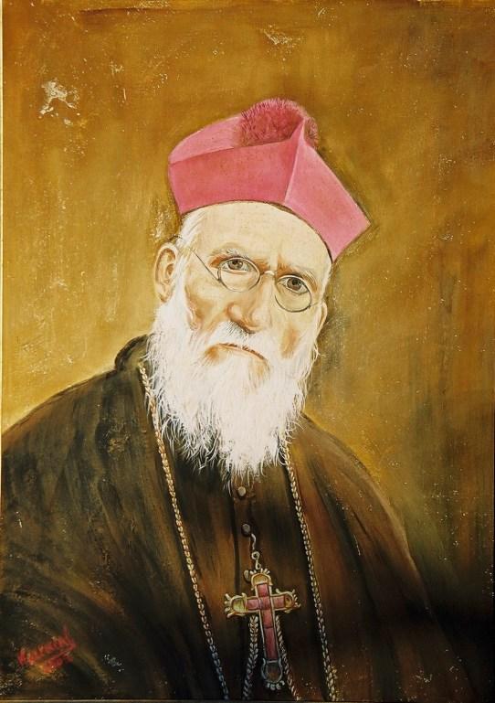 arch.n.80 Vescovo Longhin – si trova nella parrocchia di Canizzano TV