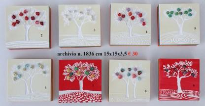 Mattoncini arcobaleno o mattoncini dai buoni frutti- archivio 1836 cm 15x15x3,5 € 30