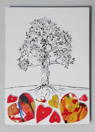 L'albero dell'Amore, archivio n. 1996, cm29x21