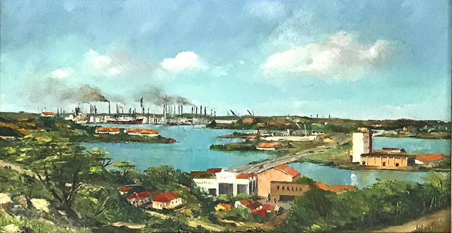 Refineria-Schottegat