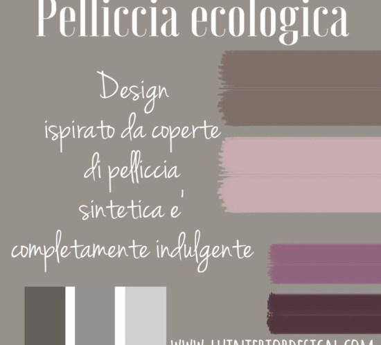 Paletta Pelliccia Ecologica