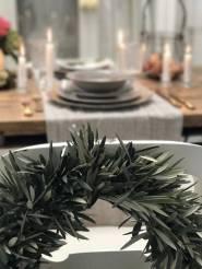 tutti a tavola, cucina decorata