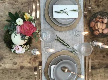 cena tra amici, rosmarino, erbe, cucina saporita