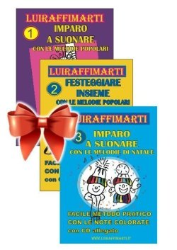 offerta regalo luiraffimarti spartiti bambini