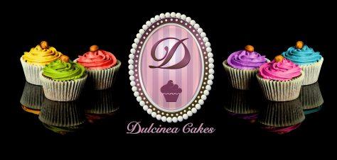 Logotype Dulcinea Cakes