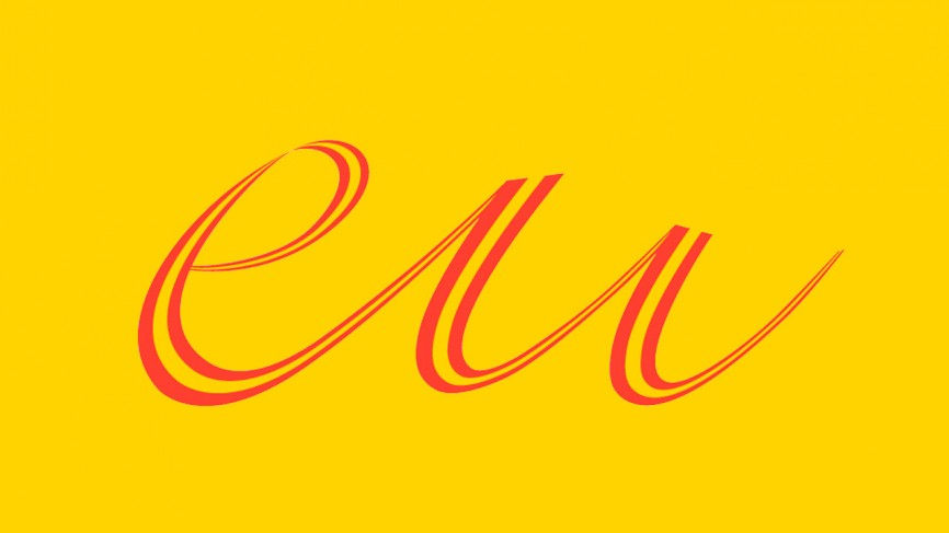 Logotipo eu trio España