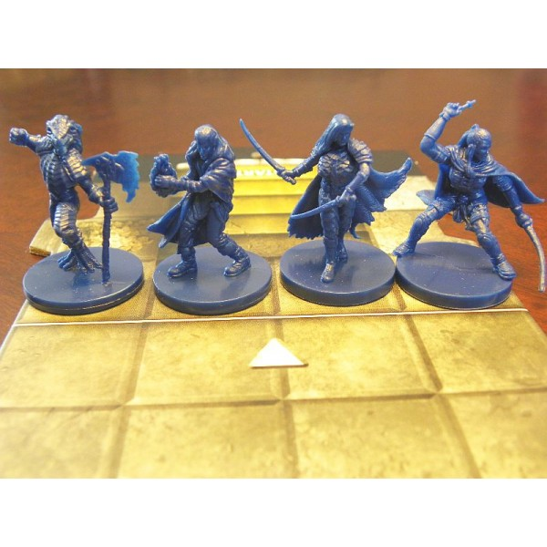 Dungeons and Dragons: Castle Ravenloft Board Game Review