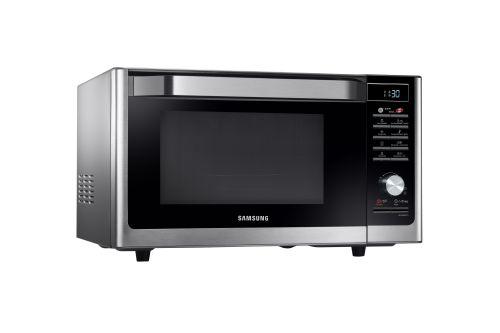 Conoce el nuevo horno de microondas inteligente de samsung for Cocinar en microondas