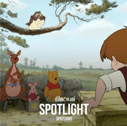 Los nominados al estilo Winnie Pooh
