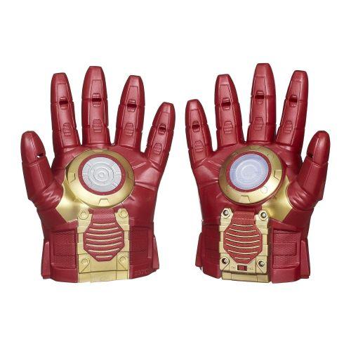 guantes de iron man