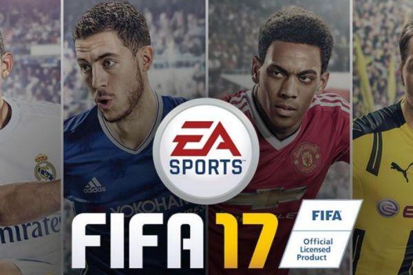 lanzamiento del FIFA 17