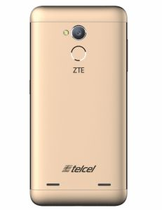 zte v6 plus gris has newly introduced