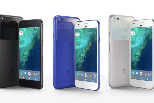 Google Pixel para reventa
