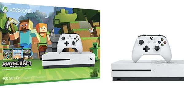 Xbox One S de 500 GB
