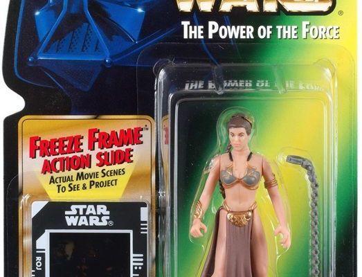 figuras de Leia