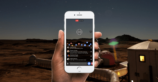 streamings en Facebook Live 360