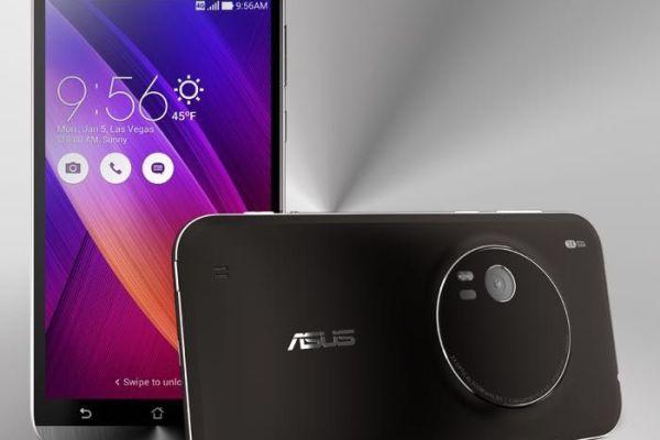 Zenfone 3 Zoom de conferencia de Asus