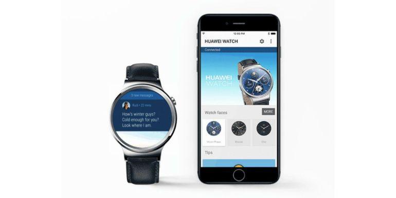 Android Wear será compatible con iOS