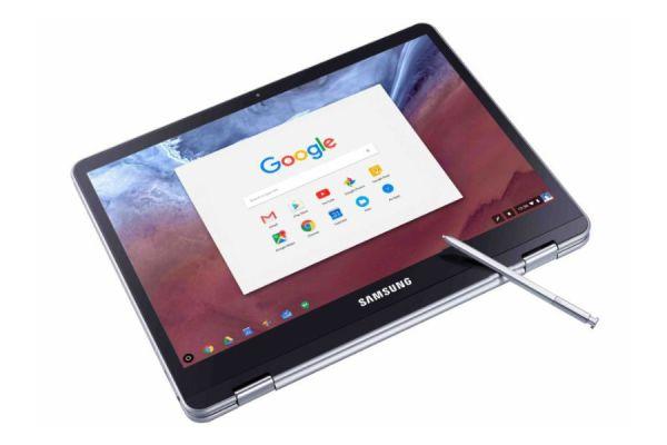 nuevas Chromebook de Samsung