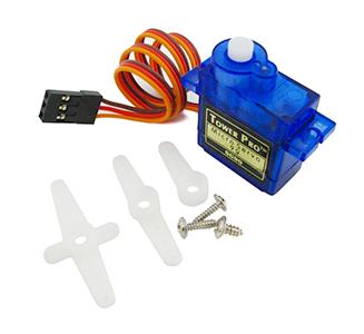 arduino servo sg90 - Electrogeek