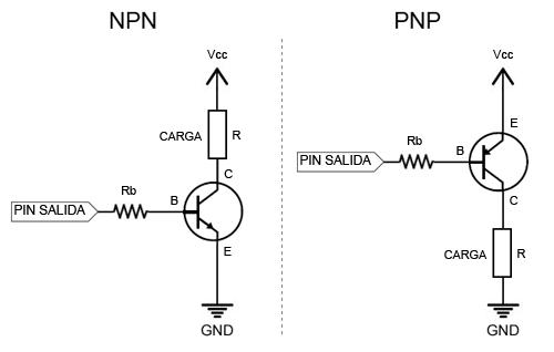 arduino-transistor-bjt-montaje