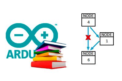 arduino libreria linkedlist - Electrogeek