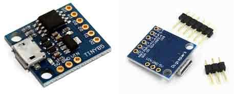 arduino digispark microusb - Electrogeek