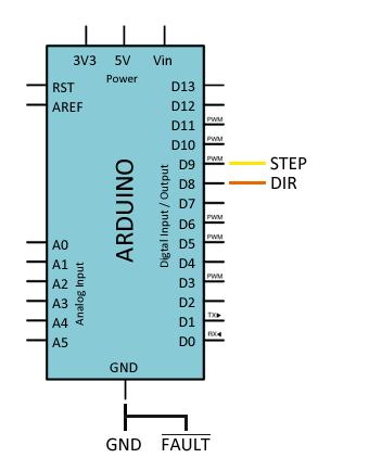 arduino tmc2100 - Electrogeek