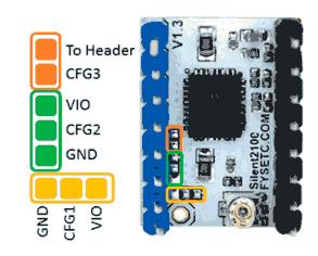arduino tmc2100 tmc2130 tmc2208 config - Electrogeek