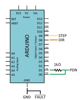 arduino tmc2208 - Electrogeek