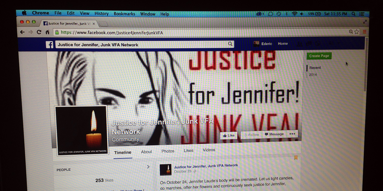 Justice for Jennifer Laude