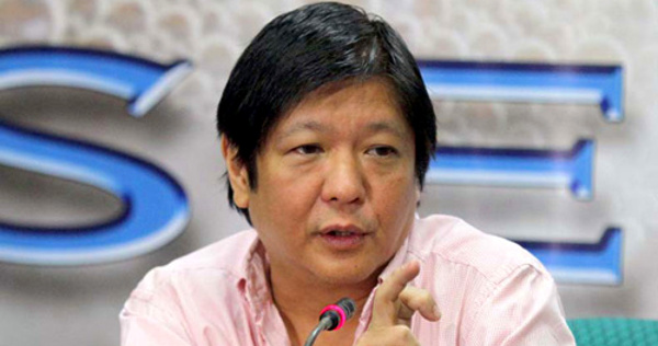 Ferdinand Marcos, Jr. (Senate of the Philippines)