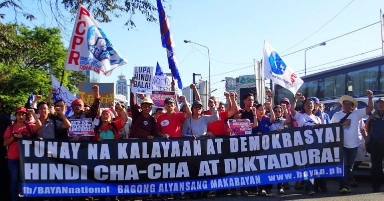 EDSA 2018 protest vs Duterte