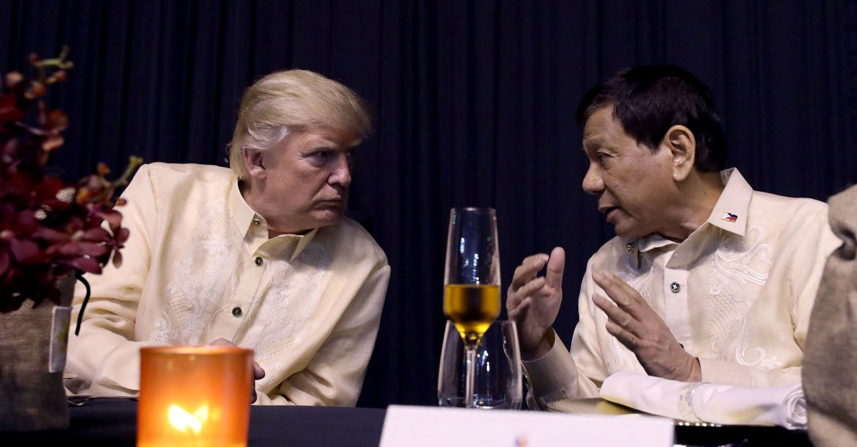 Trump and Duterte (PCOO)