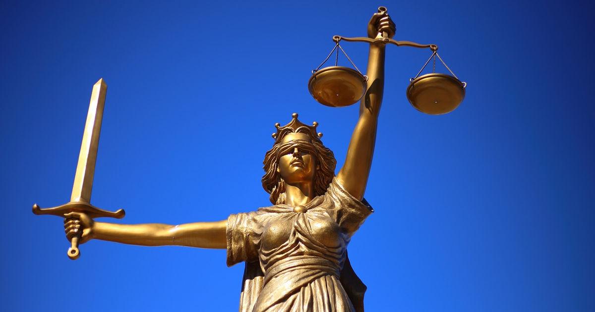 Lady Justice (Sang Hyun Cho/Pixabay)