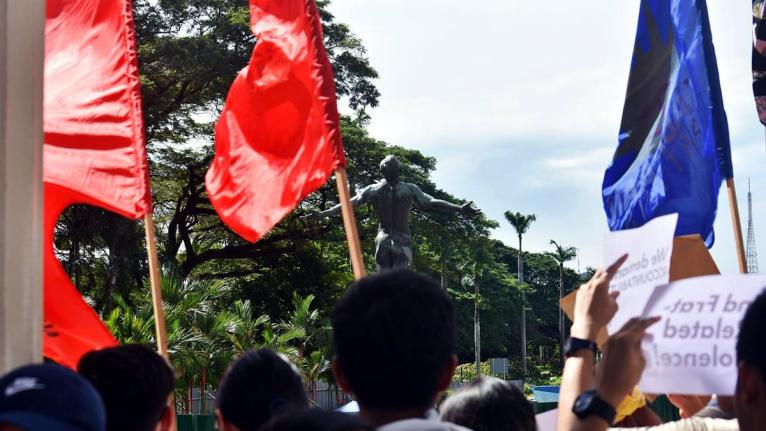 Rally behind UP Oblation