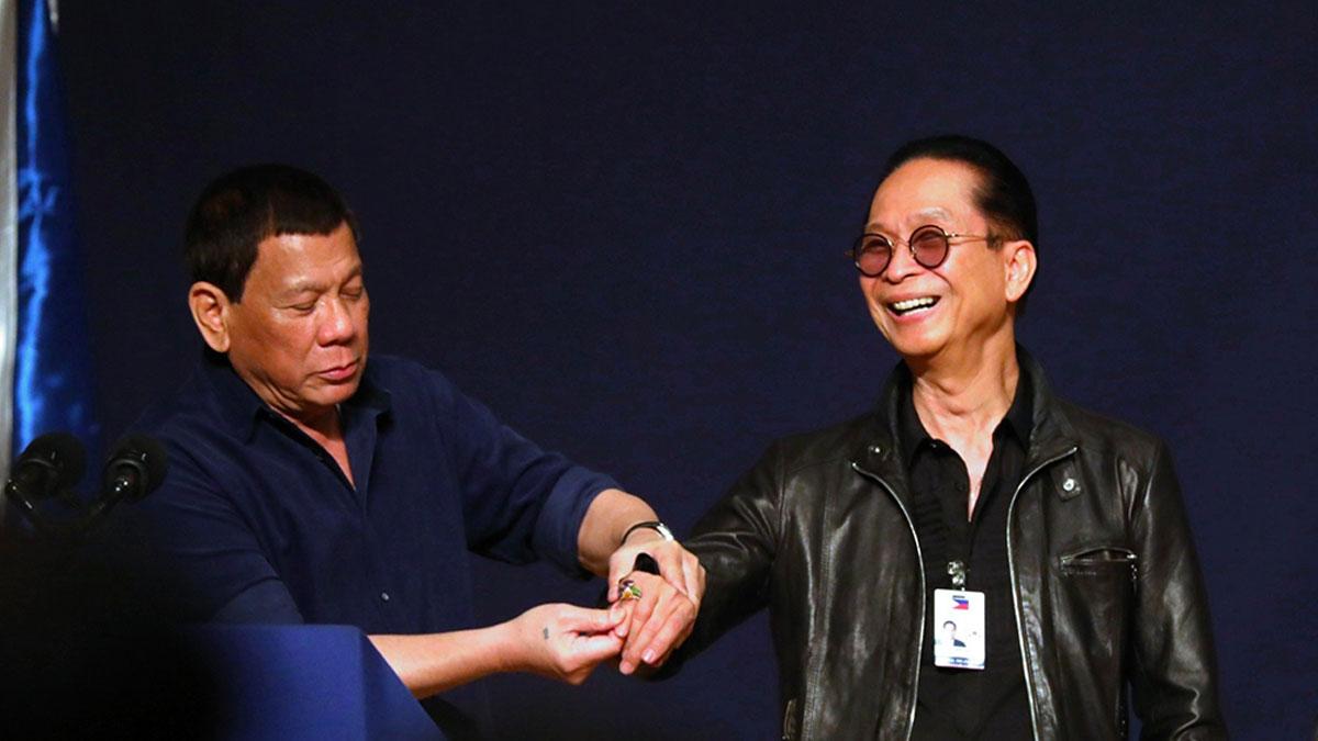 Duterte and Panelo