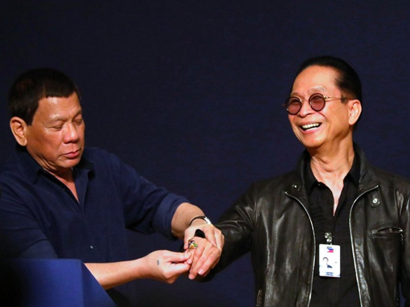 Duterte and Panelo