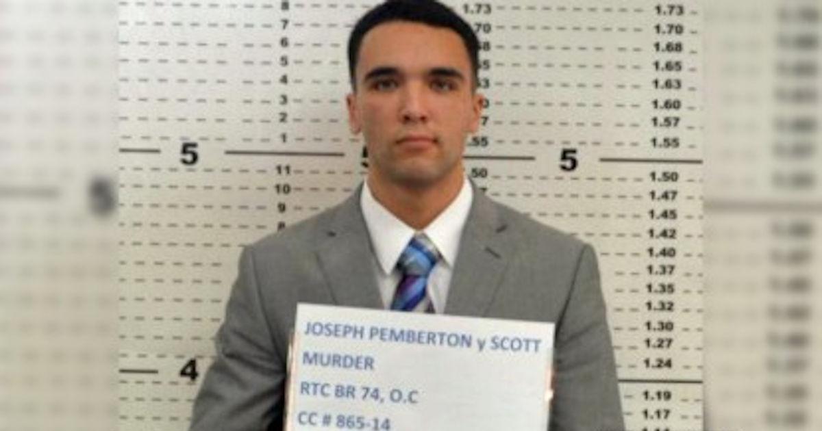 Joseph Scott Pemberton