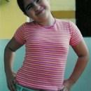 Ana Paula, 15 anos